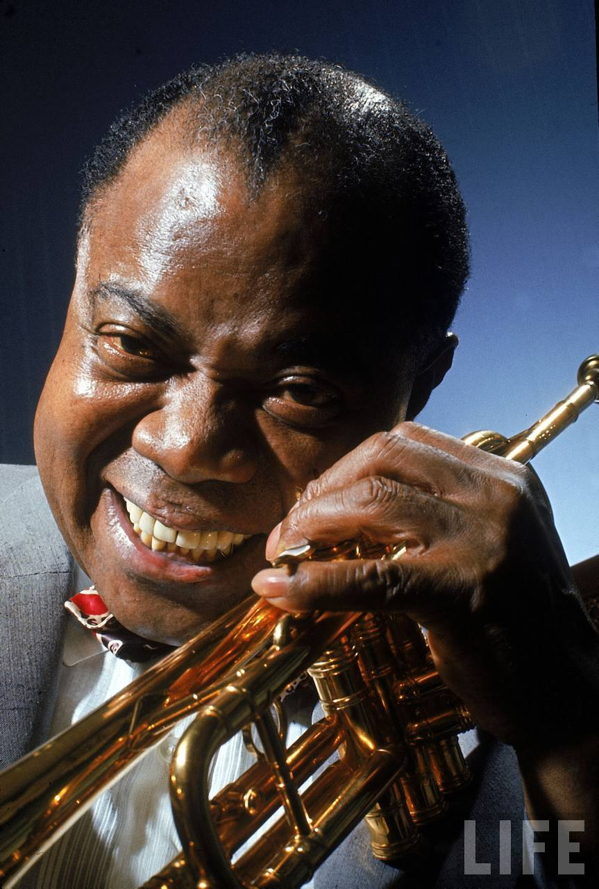 the successful career of louis armstrong in the jazz music history Louis armstrong's impact on jazz louis armstrong had a very long and successful career what made new orleans unique in the history of black american music.